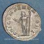 Monnaies Valérien I (253-260). Antoninien. Rome, 253-255. R/: Jupiter