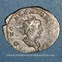 Monnaies Valérien II, césar (256-258). Antoninien. Cologne, 258. R/: aigle