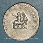 Monnaies Valérien II, césar (256-258). Antoninien. Rome, 256-257. R/: Jupiter enfant