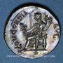 Monnaies Vespasien (69-79). Denier. Ephèse, 74. R/: Cérès