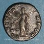 Monnaies Vespasien (69-79). Denier. Rome, 70. R/: l'Equité