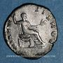 Monnaies Vespasien (69-79). Denier. Rome, 73. R/: Vespasien