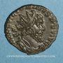Monnaies Victorin (269-271). Antoninien. Cologne, 269-270. R/: la Paix