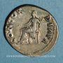 Monnaies Vitellius (69). Denier. Rome, 69. R/: la Concorde