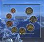 Monnaies Andorre. Principauté. Série FDC 2014