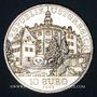 Monnaies Autriche. 10 euro 2002. Château Ambras