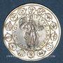 Monnaies Autriche. 2 ducats (médaille) 1642-1963. Refrappe