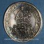 Monnaies Autriche. Archevêché de Salzbourg. Jean Ernest (1687-1709). 1/4 taler 1695