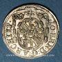 Monnaies Autriche. Archevêché de Salzbourg. Jean Ernest (1687-1709). Kreuzer 1704