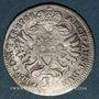 Monnaies Autriche. Charles VI (1711-1740). 3 kreuzer 1739. Vienne