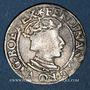 Monnaies Autriche. Ferdinand I (1522-1564). 3 kreuzer 1547. Vienne
