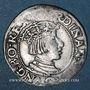 Monnaies Autriche. Ferdinand I (1522-1564). 3 kreuzer (date illisible). Vienne