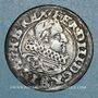 Monnaies Autriche. Ferdinand II (1619-1637). 3 kreuzers 1624 CW. Nikolsburg