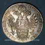 Monnaies Autriche. François I, empereur d'Autriche (1804-1835). Taler 1823A. Vienne