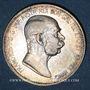Monnaies Autriche. François Joseph I (1848-1916). 1 couronne (1908)