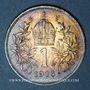 Monnaies Autriche. François Joseph I (1848-1916). 1 couronne 1916