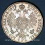 Monnaies Autriche. François Joseph I (1848-1916). 1 florin 1879