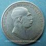 Monnaies Autriche. François Joseph I (1848-1916). 5 couronnes (1908)
