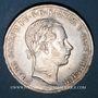 Monnaies Autriche. François Joseph I (1848-1916). Taler 1857A, Vienne