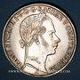 Monnaies Autriche. François Joseph I (1848-1916). Taler 1861A, Vienne