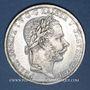 Monnaies Autriche. François Joseph I (1848-1916). Taler 1867A. Vienne