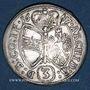 Monnaies Autriche. Léopold I (1657-1705). 3 kreuzer 1667. Hall