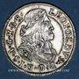 Monnaies Autriche. Léopold I (1657-1705). 3 kreuzer 1677. Hall
