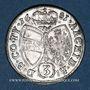Monnaies Autriche. Léopold I (1657-1705). 3 kreuzer 1681. Hall