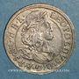 Monnaies Autriche. Léopold I (1657-1705). 3 kreuzer 1682. Hall