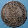 Monnaies Autriche. Léopold I (1657-1705). Taler 1695. Vienne