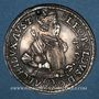 Monnaies Autriche. Léopold V, archiduc (1619-1632). 1/4 taler 1632. Hall