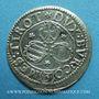 Monnaies Autriche. Léopold V, archiduc (1619-1632). 3 kreuzer n. d. Hall. Légende fautive : TIROT ! ! !