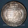 Monnaies Autriche. Léopold V, archiduc (1619-1632). Taler 1621. Hall