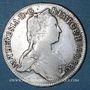 Monnaies Autriche. Marie Thérèse (1740-1780). 17 kreuzer 1762. Vienne