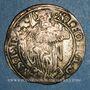 Monnaies Autriche. Maximillien I (1493-1519). Batz 1518