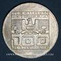 Monnaies Autriche. République. 100 schilling 1975. Constitution