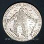 Monnaies Autriche. République. 100 schilling (1975). Jeux olympiques d'hiver d'Innsbruck. Skieur - Aigle