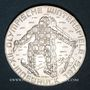 Monnaies Autriche. République. 100 schilling (1975). Jeux olympiques d'hiver d'Innsbruck. Skieur - Ecusson