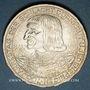 Monnaies Autriche. République. 100 schilling 1978. Rodolphe I, batailles de Dürnkrut et Jedenspeigen
