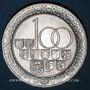 Monnaies Autriche. République. 100 schilling 1978. Tunnel de l'Arlberg
