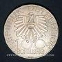 Monnaies Autriche. République. 100 schilling 1979 District d'Inn