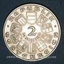 Monnaies Autriche. République. 2 schilling 1929. Billroth