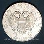 Monnaies Autriche. République. 2 schilling 1936. Prince Eugène de Savoie
