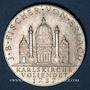 Monnaies Autriche. République. 2 schilling 1937. Fischer von Erlach