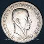Monnaies Autriche. République. 25 schilling 1959. Jean, archiduc