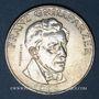 Monnaies Autriche. République. 25 schilling 1964. Grillparzer