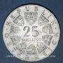 Monnaies Autriche. République. 25 schilling 1965. von Prechtl - Ecole technique  supérieure de Vienne