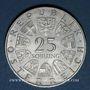 Monnaies Autriche. République. 25 schilling 1970. Lehar