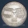Monnaies Autriche. République. 50 schilling 1963. 600e anniversaire de la réunion du Tyrol à l'Autriche