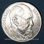 Monnaies Autriche. République. 50 schilling 1970. Dr Charles Renner